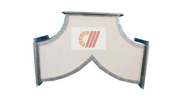 湖北 | 恩施利川天纵城使用大川专利风管材料-SWG镁质高晶风管