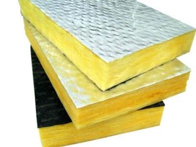 布基铝箔玻纤复合风管DCB1