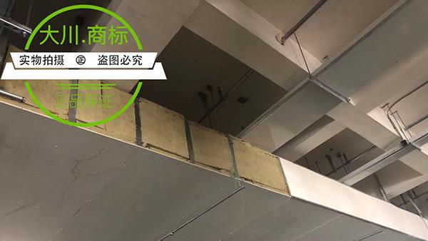 广东|广州南高铁站使用大川专利风管 -SWG镁质高晶风管