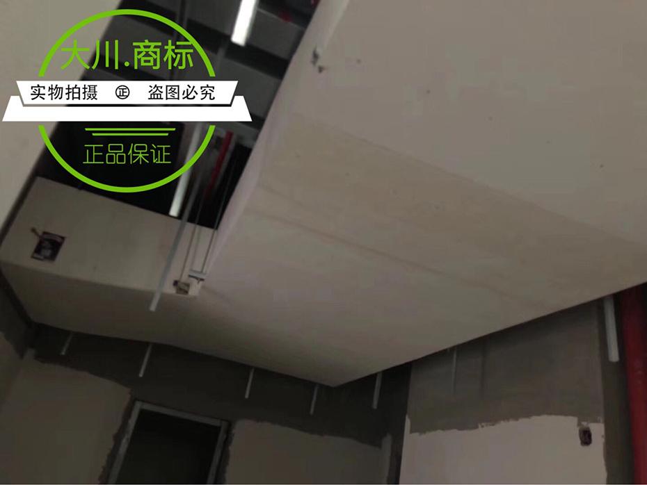 广州南高铁站使用大川专利风管
