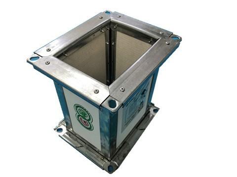 SWG镁质高晶板(钢面型)