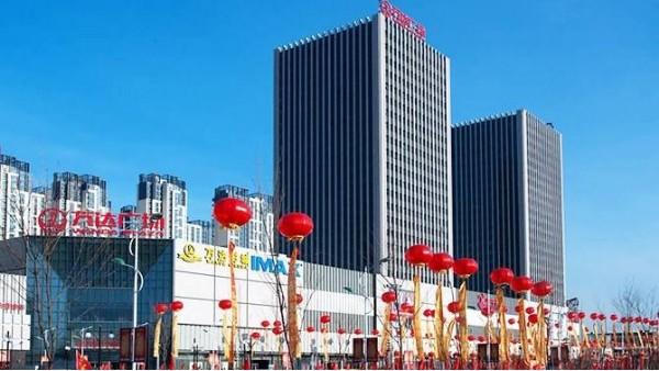 江苏 | 无锡万达广场使用大川专利风管材料-SWG镁质高晶风管