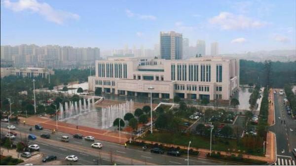 湖南 | 宁乡市民之家项目使用大川专利风管材料-SWG镁质高晶风管