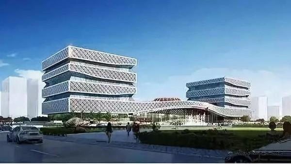 湖北 | 武汉青山商场项目使用大川专利包裹式风管-SWG镁质高晶风管