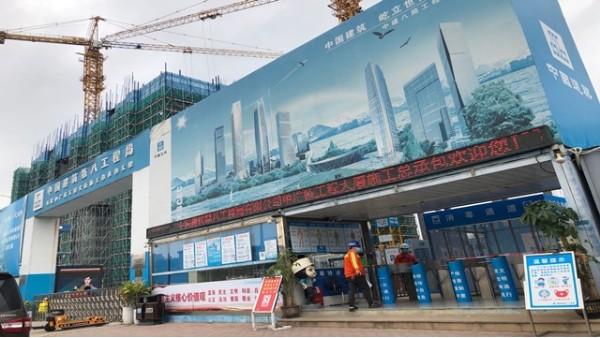 广东 | 深圳中广核集团使用大川专利风管-SWG镁质高晶风管