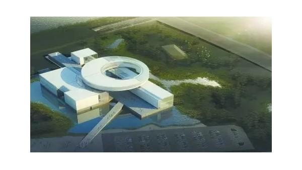 湖南 | 长沙李自健美术馆使用大川单面彩钢酚醛复合板