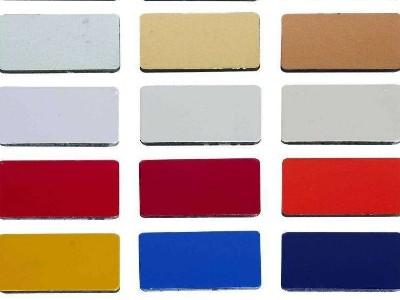 隧道铝塑板装饰板材对比镁质高晶板