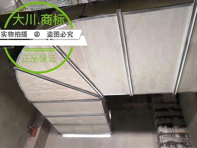 镀锌钢板风管防火包覆—SWG镁质高晶风管