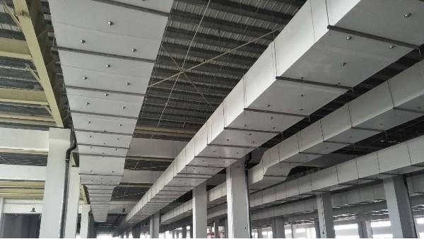 消费者日报新闻报道:新型防排烟风管---镁质高晶风管