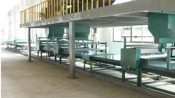 镁质高晶风管板